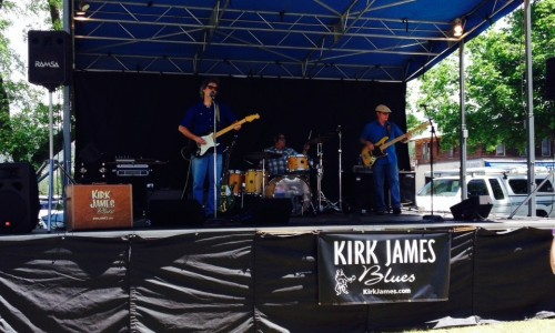 Kirk James Blues Band