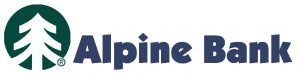 alpine bank logo