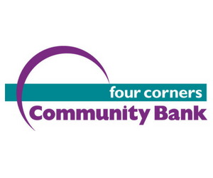 Four Corners Community Bank, web slider