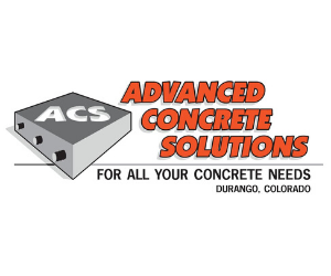 Advanced Concrete logo web slider